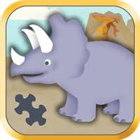 Juegos de dinosaurios para niños: Lindos Rompecabezas