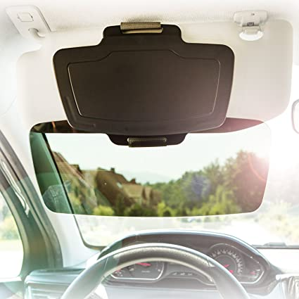 Amazon Com Car Sun Visor Extender By Sunset Front Side Window