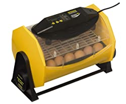 Brinsea Octagon 20 ECO Auto Turn Egg Incubator