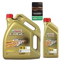Aceite de motor de la marca Castrol Edge Titanium FSTTM, 6 litros, 5W-30 LL, 31791420