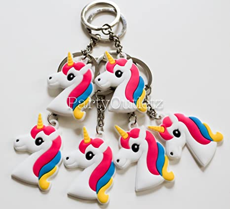 Star awards prizes penguin keychains rubber