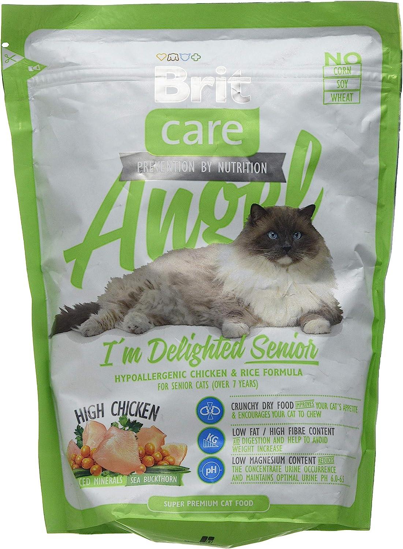Brit Care Cat Angel Im Delighted Senior Comida para Gatos - 400 ...