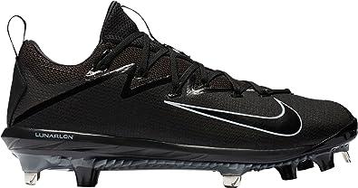 8494f1239 Nike Men s Lunar Vapor Ultrafly Elite Metal Baseball Cleats (Black Black