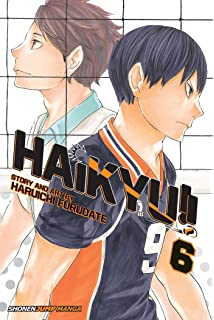 Amazon com: Haikyu!!, Vol  2 (9781421587677): Haruichi Furudate: Books