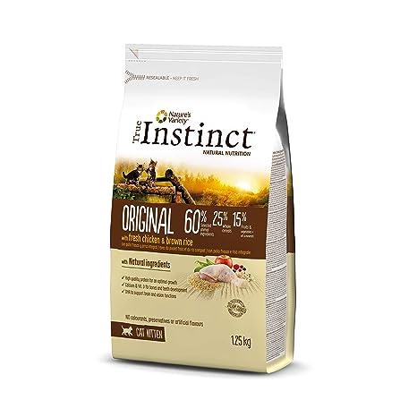 True Instinct Original - Pienso para Gato Adulto con Pollo y arroz ...
