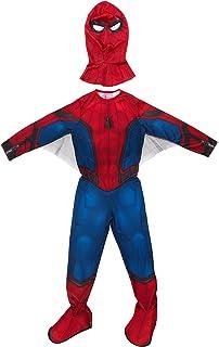 Rubie s-déguisement officiel - Marvel- Déguisement Classique Spider Man  Homecoming avec Couvre-Botte 0fbacbf9966f