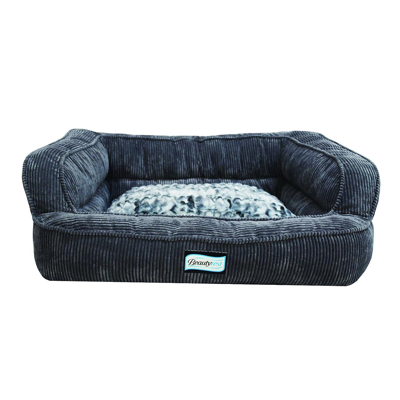 Simmons Beautyrest Colossal Rest Orthopedic Memory Foam Premium Dog Bed