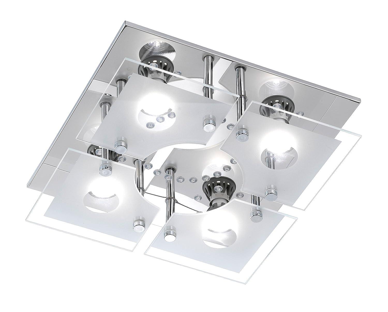 Action Deckenleuchte und LED-Deckenlampe 986105011000: Amazon.de ...