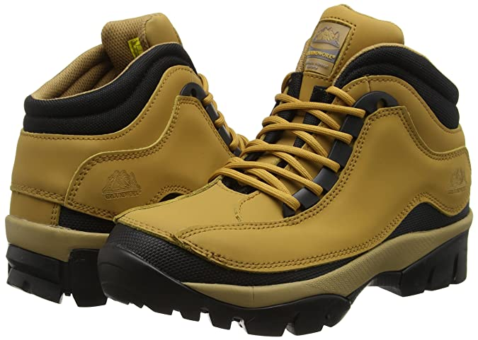 Groundwork Gr386, Botas de Seguridad Unisex Adulto: Amazon.es: Zapatos y complementos