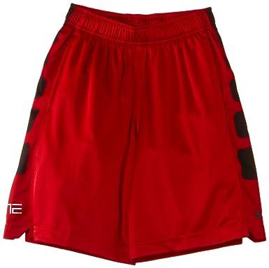 c9d3fabadd Amazon.com  Nike Men s Elite Stripe Short (Little Big Kids)  Clothing