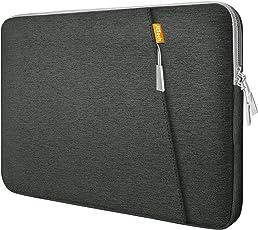 JETech 13,3 Pulgadas Funda Protectora Bolsa para 13 - 13.3 Pulgadas MacBook Air, MacBook Pro, 12.9-Inch iPad Pro y Otro ordenadores portátiles con Función protectora impermeable resistente a golpes - Gris