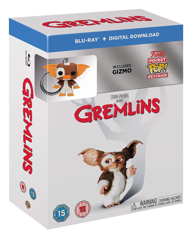 Gremlins [Blu-ray] [1984]: Amazon.co.uk: Zach Galligan, Phoebe Cates ...