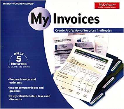 Amazoncom My Invoices Office Products - My invoices and estimates