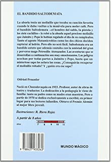 El Bandido Saltodemata/ The Robber Hotzenplotz (Spanish Edition)