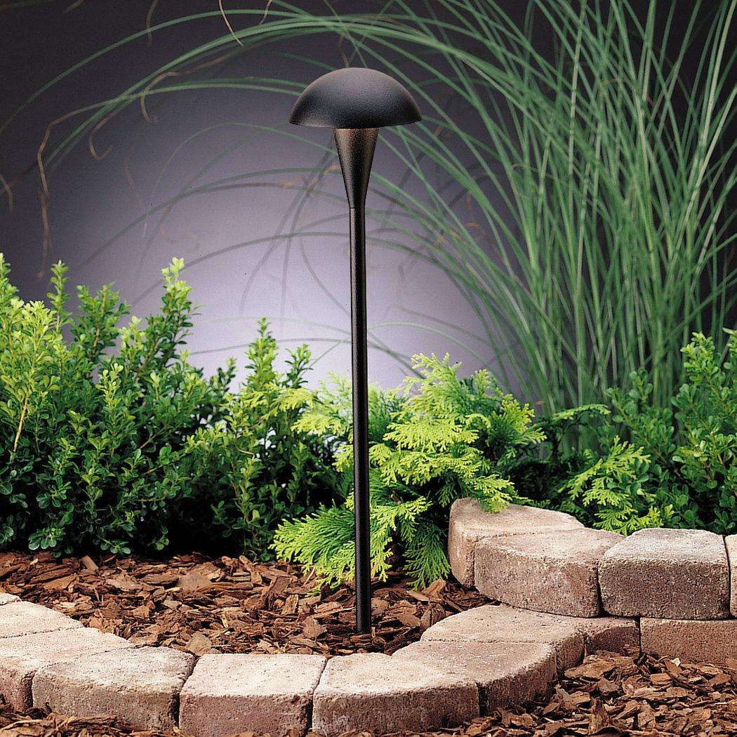 Kichler 15323azt one light path spread desk lamps amazon arubaitofo Images