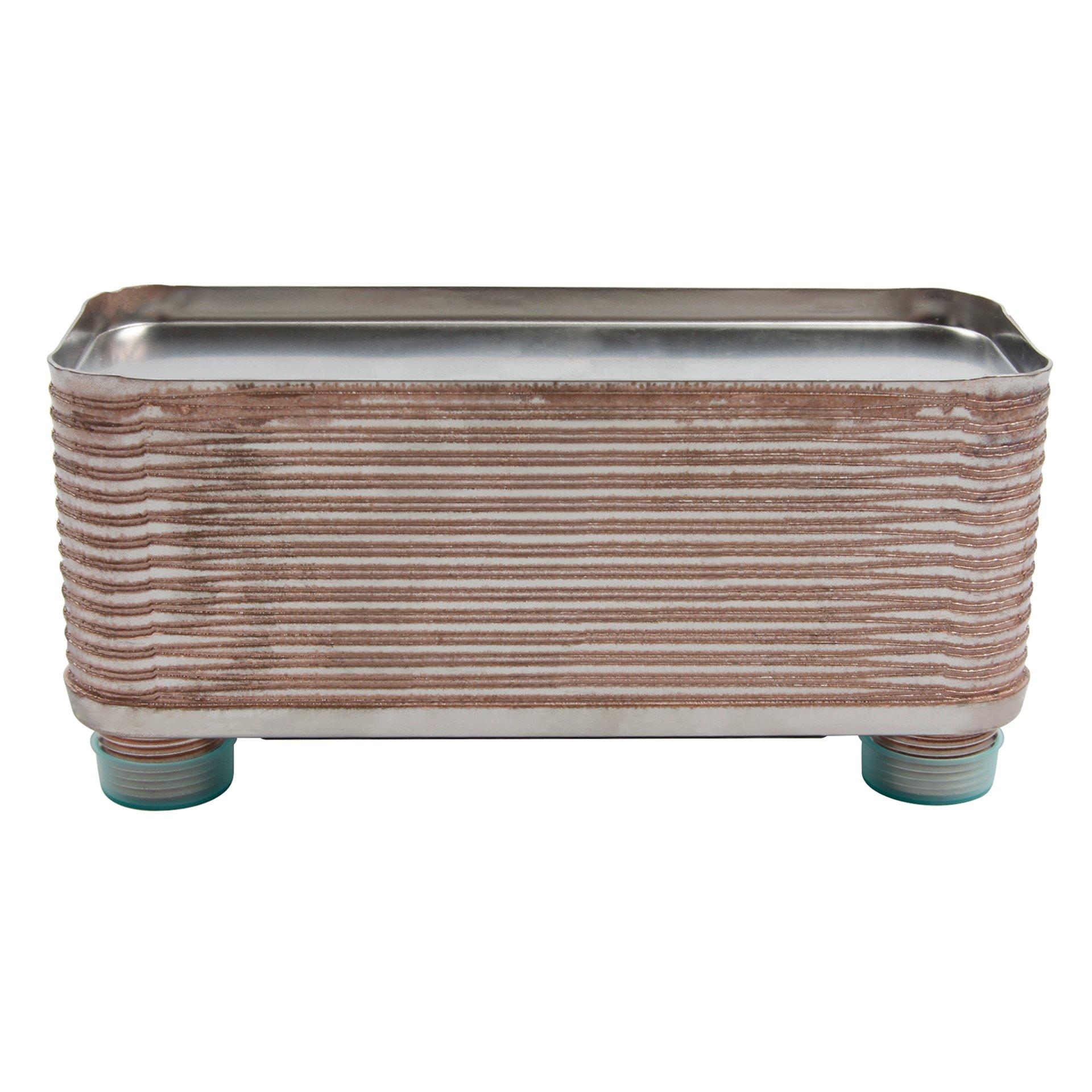 Fristaden Stainless Steel Brazed Plate Heat Exchanger - Plate Wort Chiller - Plate Chiller - B3-12A-30