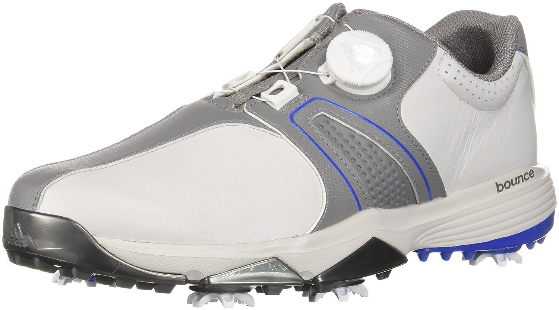 adidas uomini 360 traxion boa scarpa da golf b0719rvy3l d (m) usgrey