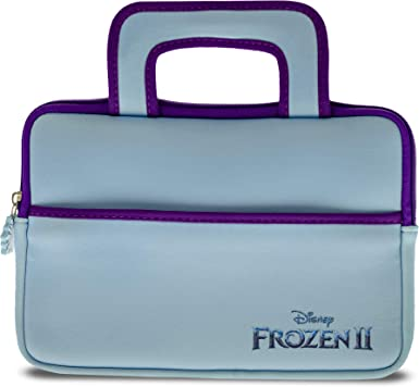 Pebble Gear Frozen 2 Tablet Carry Bag Universal Neoprene Carry Bag with Frozen 2 Design for all 7 Kids Tablets