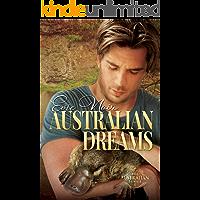 Australian Dreams (The Australian Series Book 1) book cover