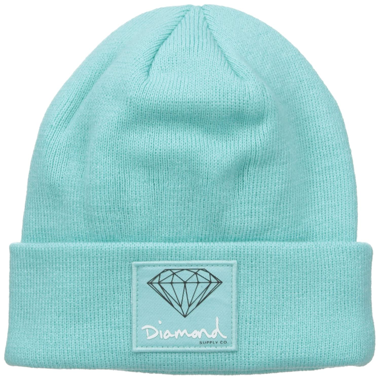 Beanie cap with stars embroidery EYWDMB