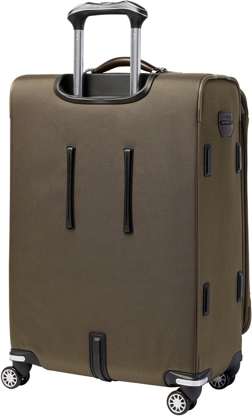 Travelpro Platinum Magna 2-Softside Expandable Spinner Wheel Luggage Black