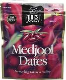 Forest Feast Premium Fruit Doypacks Medjool Dates 180 g (Pack of 4)