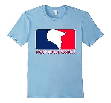 Major league asshole