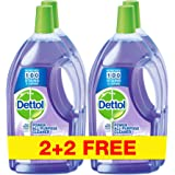 Dettol Power All Purpose Cleaner - Lavender, 4 x 900ml