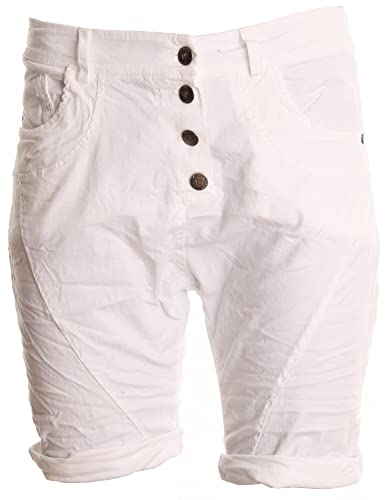 BASIC.de Bermuda Shorts Blanco M