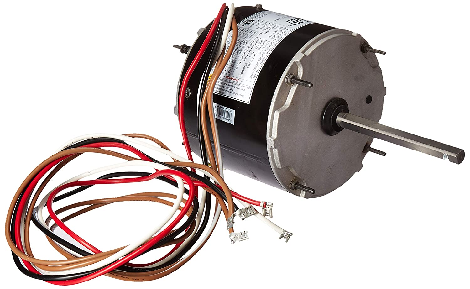 MARS - Motors & Armatures 10465 1/6-1/3 MULTI hp CF Outdoor Condenser Fan  Motor - Electric Fan Motors - Amazon.com