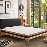可奈尔/KOALLAR 泰国进口天然乳胶床垫 双人床垫 席梦思床垫 180*200*8CM R8咖啡金色(供应商直送)