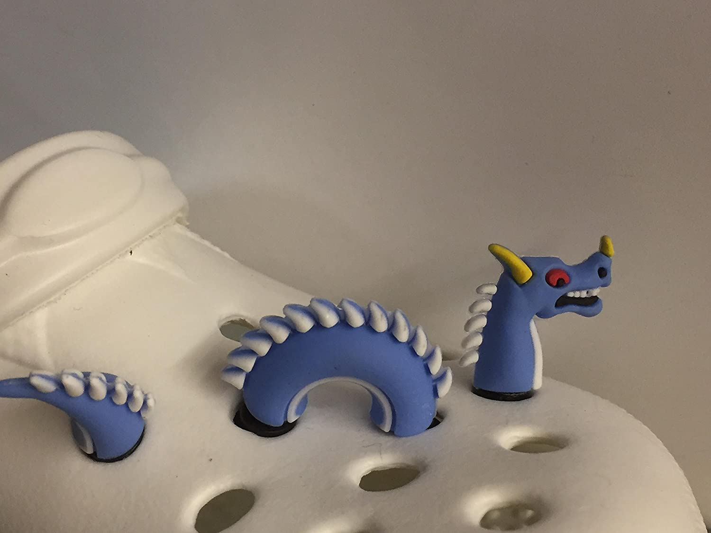 3d Monster/Dragon Shoe Charm For Crocs & Jibbitz Wristbands Unbranded