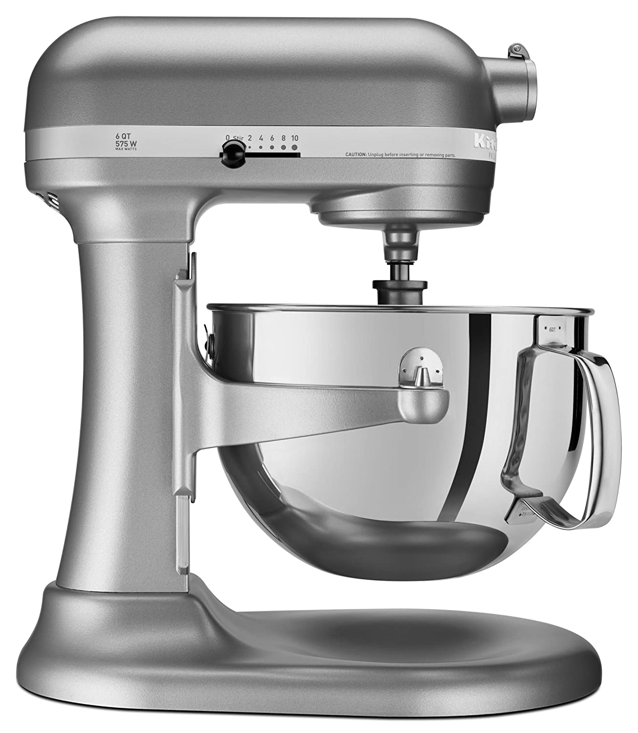 Amazon.com: KitchenAid Professional 600 Series KP26M1XER Bowl Lift Stand  Mixer, 6 Quart, Silver: Kitchen U0026 Dining