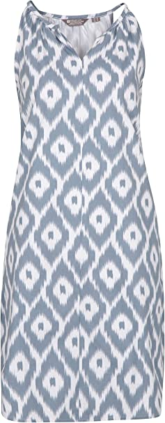 Printed Ladies Spring Dress Mountain Warehouse Newquay Womens Dress