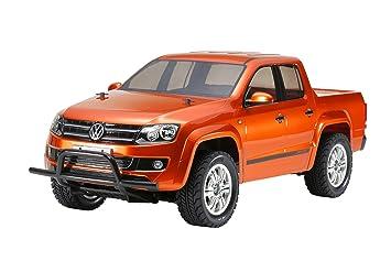 Tamiya 300058616 1: 10 RC Volkswagen Amarok CC 01