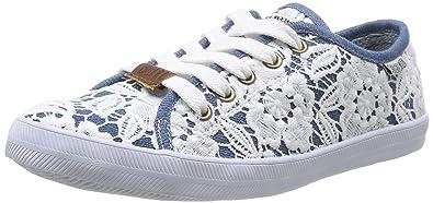 6e352dd70a Banana Moon Meadham, Baskets mode femme - Bleu (Jean), 39 EU: Amazon ...