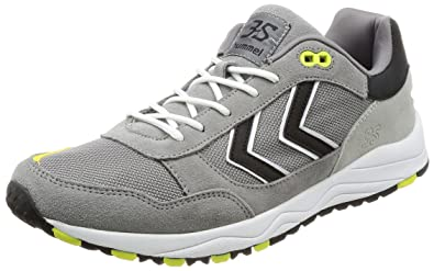 1508cc91386e5f Hummel Unisex Adults  3s Sport Trainers  Amazon.co.uk  Shoes   Bags