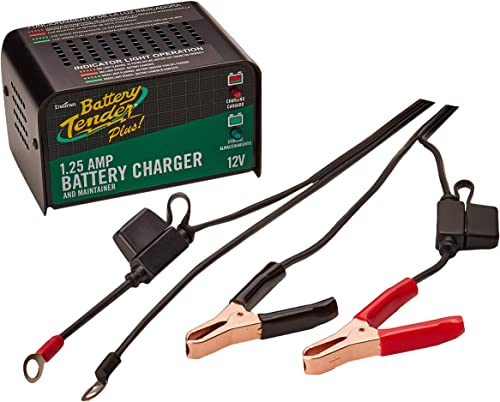 Deltran 021-0128 Battery Tender Plus Charger and Maintainer