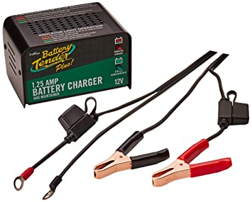Amazon.com: Battery Tender Plus 021-0128 Cargador de ...