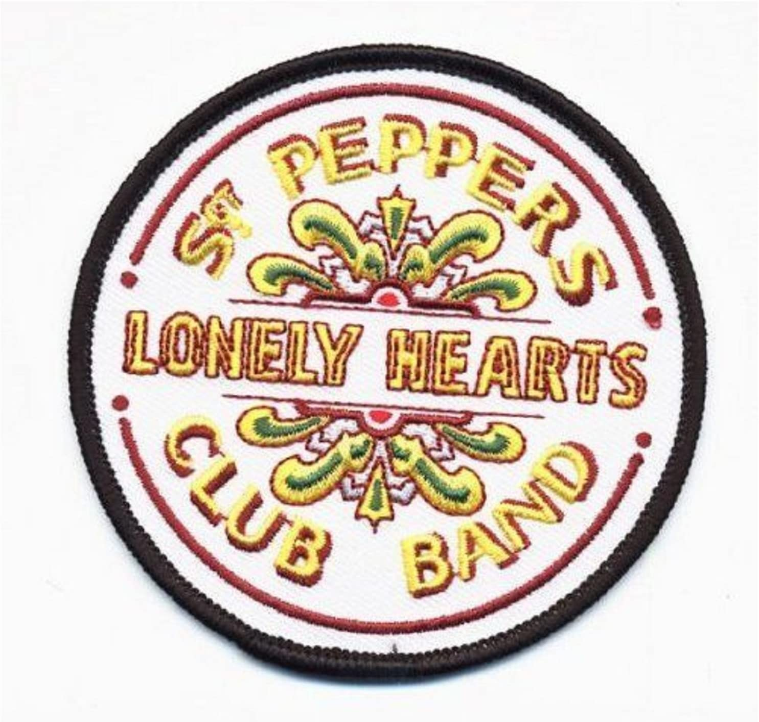 Patch Sgt Peppers Beatles in One Size