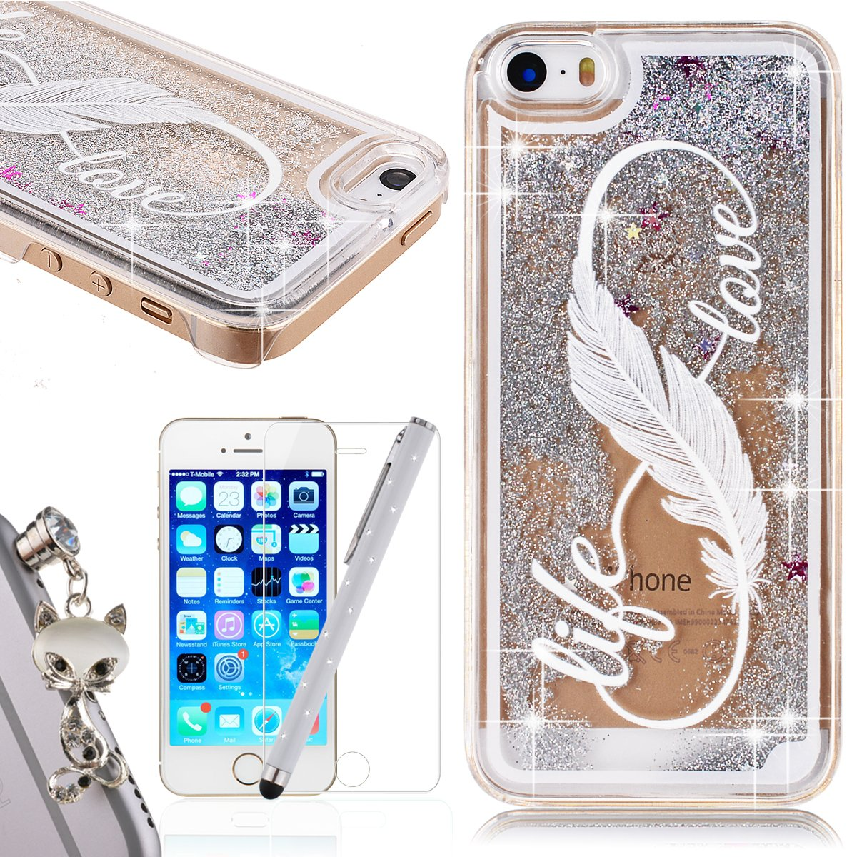 coque iphone 5 sable