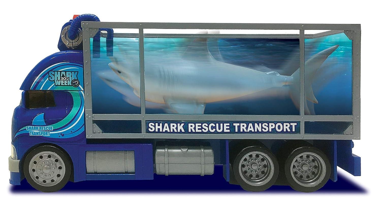 Shark Week Rescue Shark Transport
