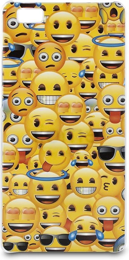 Emoji emct011 Coque pour Huawei P8 Lite, Motif Who's Missing ...