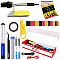Deals on Plusivo Soldering Iron Kit Electronics