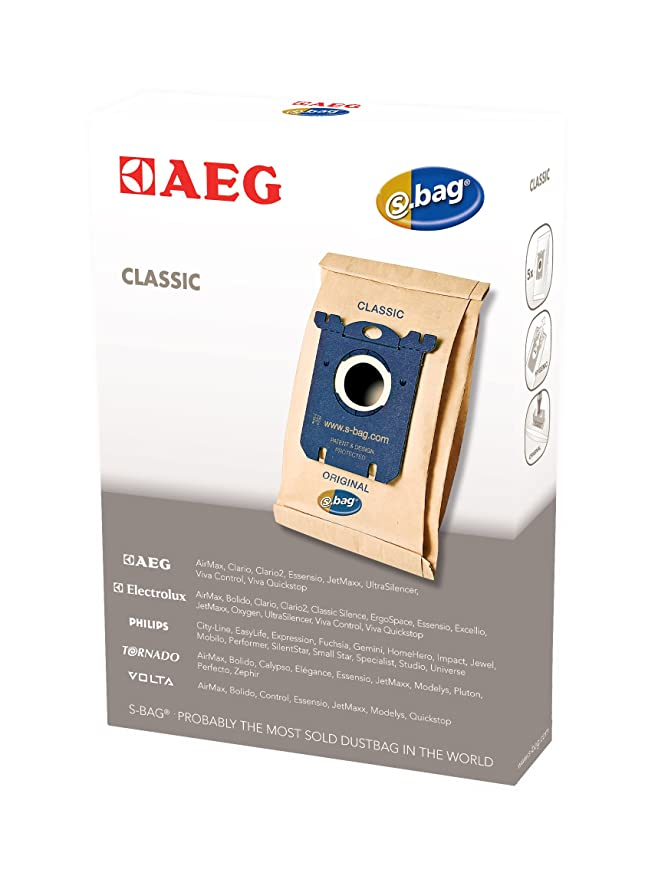 Amazon.com: AEG Electrolux S-bag Classic Gr 200 900195189/7 ...