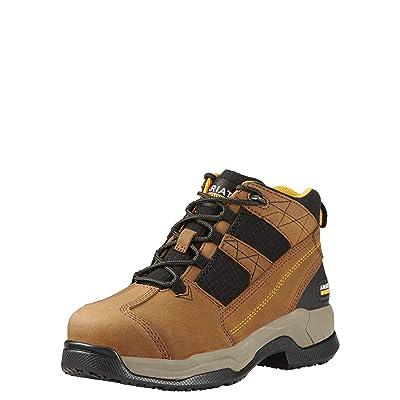 Ariat Women's Contender Steel Toe Work Boot: Shoes