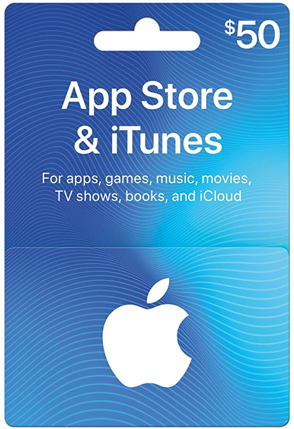 Amazon Com App Store Itunes Gift Cards 50 Gift Cards