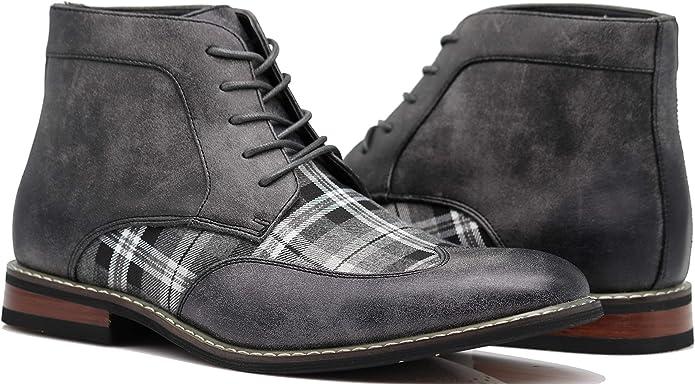 Oxford Dress Boots