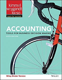Amazon financial accounting 10th edition ebook jerry j accounting tools for business decision making 6th edition fandeluxe Gallery
