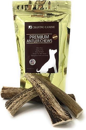 Craving Canine Grade A USA Deer Antler